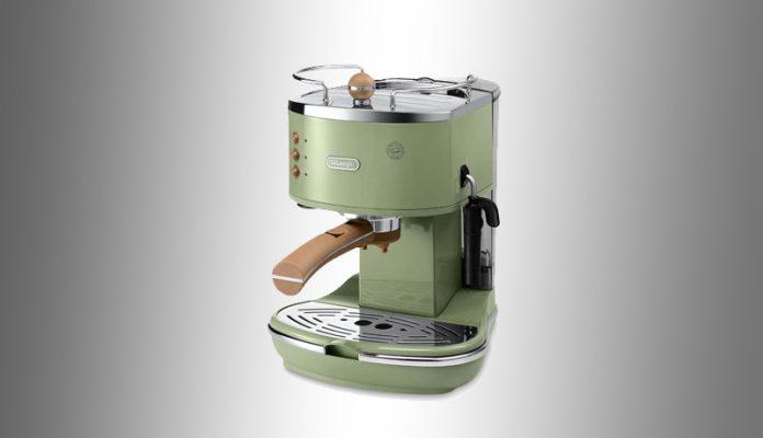Delonghi ECOV311.GR ICONA VİNTAGE Espresso Makinesi
