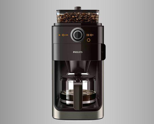 Philips HD7768 Filtre Kahve Makinesi